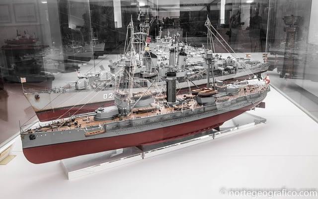 Cartagena Museo Naval