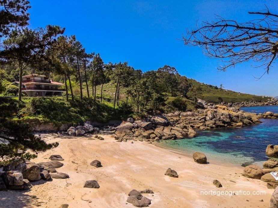 Cabo Udra, Morrazo, Pontevedra
